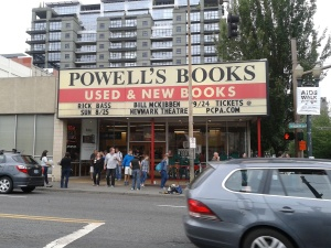 Favorite bookstore on the West Coast