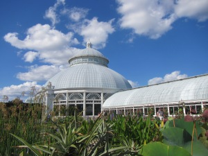 Largest Victorian glasshouse in USA