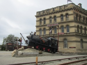 Oamaru is also the Steampunk Capital of NZ