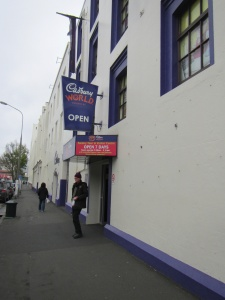 Cadbury Factory visitor centre and tours