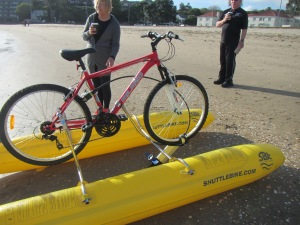 The Shuttlebike from Italy