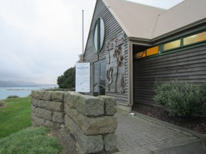 Royal Albatross Centre at end of Otago Peninsula