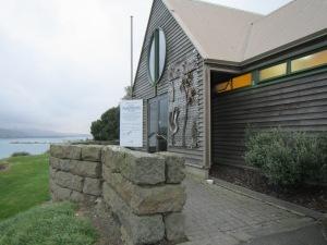 Royal Albatross Centre at end of Otago Peninsula