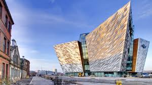 New Titanic Museum in Belfast