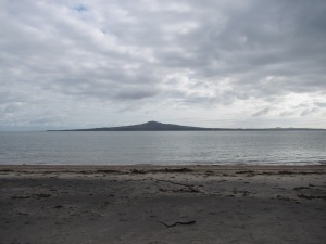 The view from St Heliers Bay in Auckland, New Zealand