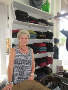 Pat at Woolly For You will help you find fashionable woolens