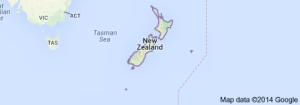 North Island and South Island comprise New Zealand.