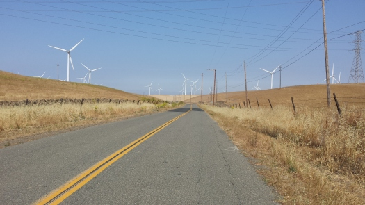 Montezuma Hills Road