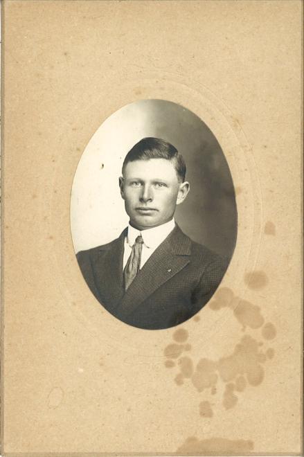 My uncle Frank Denham of Santa Rosa, California