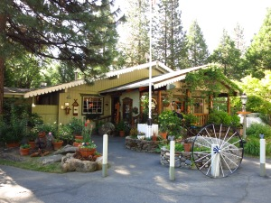 Narrow Gauge Inn, Fish Camp near Yosemite