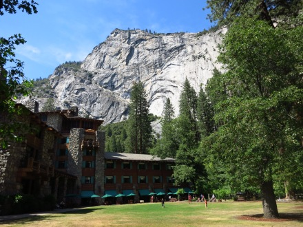 Ahh Yosemite! The park that I grew up with and adore.
