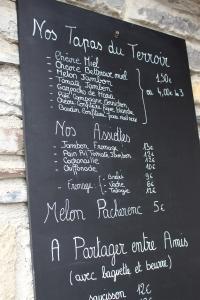 Tapas in St Lary Soulan