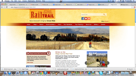 The place to begin planning your Otago Central Rail Trail adventure.