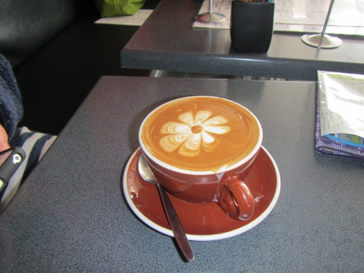 Best coffee in the world is found in New Zealand. Don't call a Flat White just another latte.