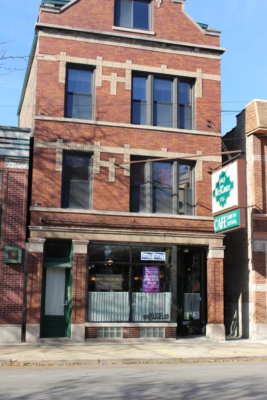 Polo Cafe in Bridgeport Chicago neighborhood