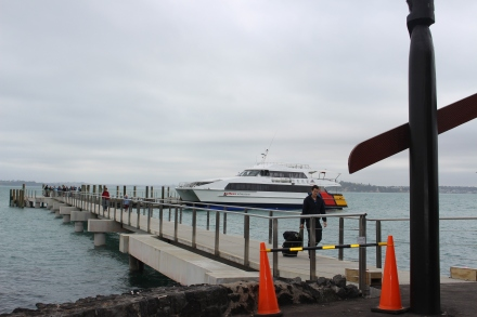 The cost of the ferry from Auckland or Devonport to Rangitoto is $30NZ round trip for an adult and $15NZ for a child.