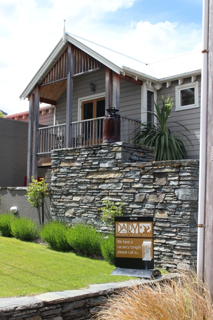 The Dairy Private Luxury Hotel is in the heart of Queenstown.