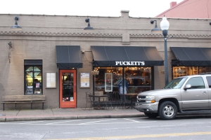 Puckett's in Franklin