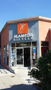 Rent a bicycle and pedal around  historic Alameda.