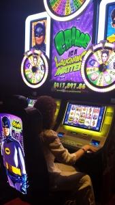 Batman penny slots
