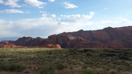 Snow Canyon State Park is just the right size!