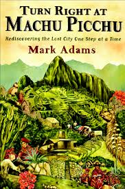 Mark Adams book