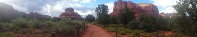 Great hikes from Oak Creek Village