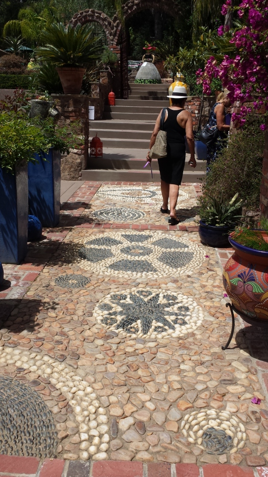 mosaic wakways