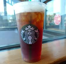 Starbucks ice tea