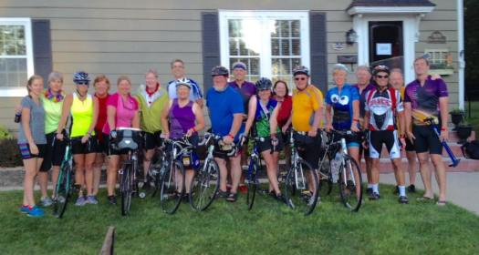 RAGBRAI Team Larry 2015