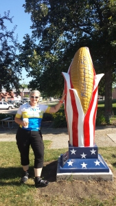 Corn in Vinton