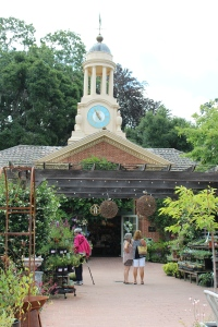 Filoli gift shop and nursery