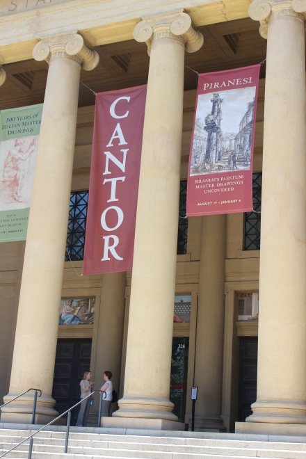 Stanford University art gallery