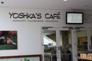 Cafe named for first