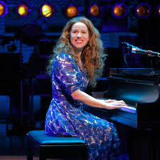 Chilina Kennedy wows audience as Carole King.