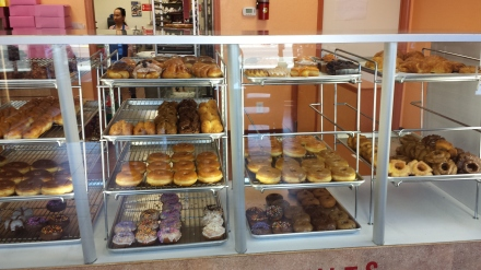 Stanely Donuts at 3710 J Street can be counted on to serve up yummy donuts.