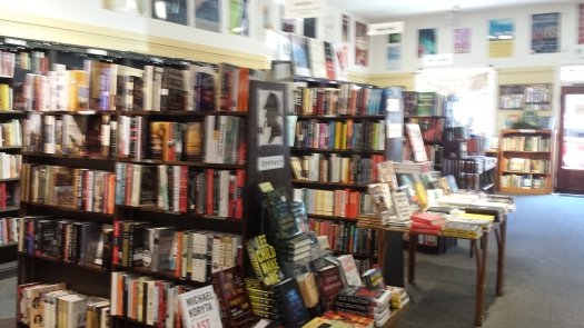 Readers Books is a wonderful local independent bookstore.